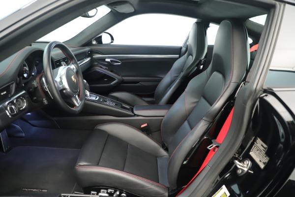 Used 2014 Porsche 911 Turbo for sale Sold at Bugatti of Greenwich in Greenwich CT 06830 15