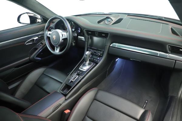 Used 2014 Porsche 911 Turbo for sale Sold at Bugatti of Greenwich in Greenwich CT 06830 19