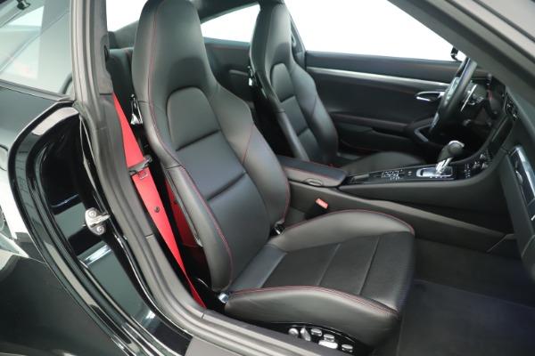 Used 2014 Porsche 911 Turbo for sale Sold at Bugatti of Greenwich in Greenwich CT 06830 21