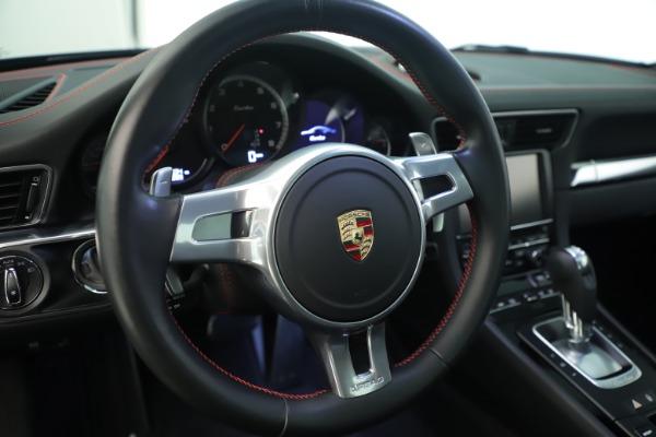 Used 2014 Porsche 911 Turbo for sale Sold at Bugatti of Greenwich in Greenwich CT 06830 26