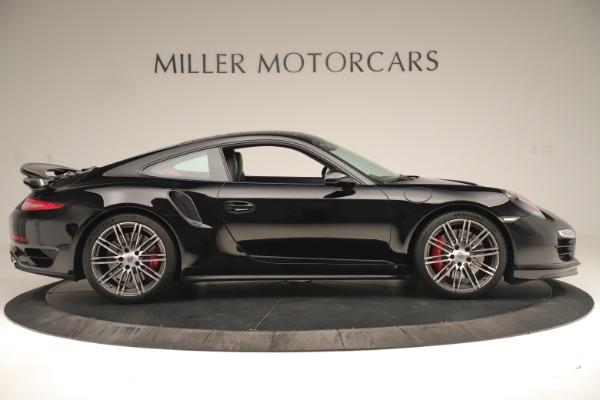 Used 2014 Porsche 911 Turbo for sale Sold at Bugatti of Greenwich in Greenwich CT 06830 9