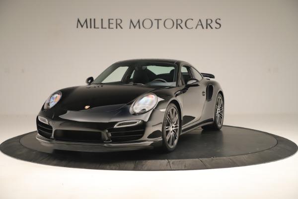 Used 2014 Porsche 911 Turbo for sale Sold at Bugatti of Greenwich in Greenwich CT 06830 1