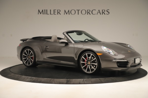 Used 2015 Porsche 911 Carrera 4S for sale Sold at Bugatti of Greenwich in Greenwich CT 06830 10