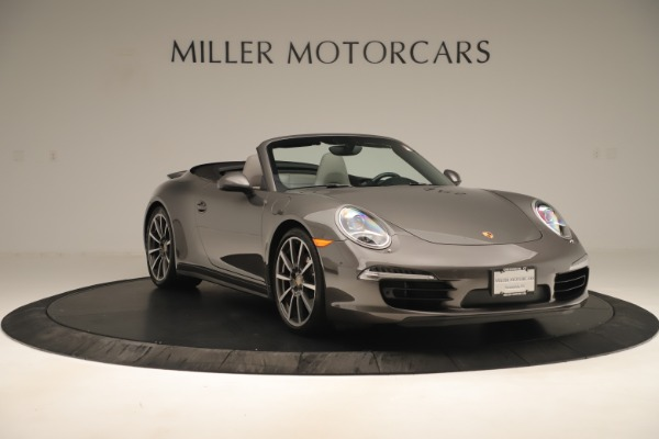 Used 2015 Porsche 911 Carrera 4S for sale Sold at Bugatti of Greenwich in Greenwich CT 06830 11