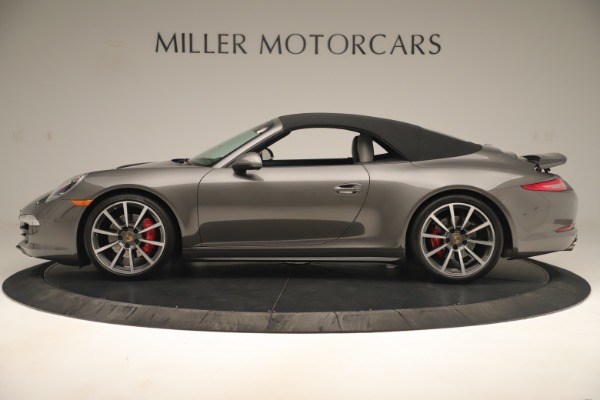 Used 2015 Porsche 911 Carrera 4S for sale Sold at Bugatti of Greenwich in Greenwich CT 06830 13