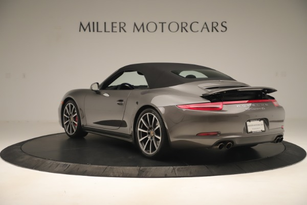 Used 2015 Porsche 911 Carrera 4S for sale Sold at Bugatti of Greenwich in Greenwich CT 06830 14