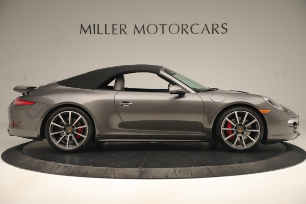 Used 2015 Porsche 911 Carrera 4S for sale Sold at Bugatti of Greenwich in Greenwich CT 06830 16