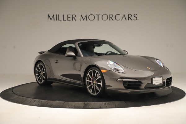 Used 2015 Porsche 911 Carrera 4S for sale Sold at Bugatti of Greenwich in Greenwich CT 06830 17