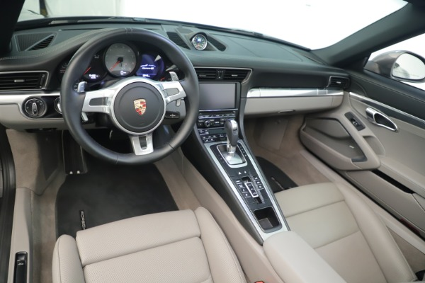 Used 2015 Porsche 911 Carrera 4S for sale Sold at Bugatti of Greenwich in Greenwich CT 06830 19