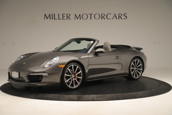 Used 2015 Porsche 911 Carrera 4S for sale Sold at Bugatti of Greenwich in Greenwich CT 06830 2
