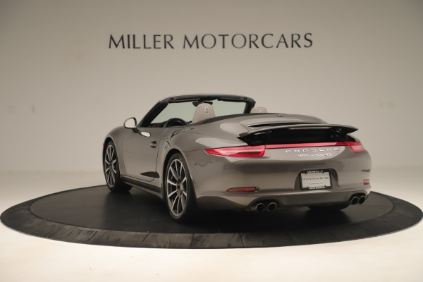 Used 2015 Porsche 911 Carrera 4S for sale Sold at Bugatti of Greenwich in Greenwich CT 06830 5