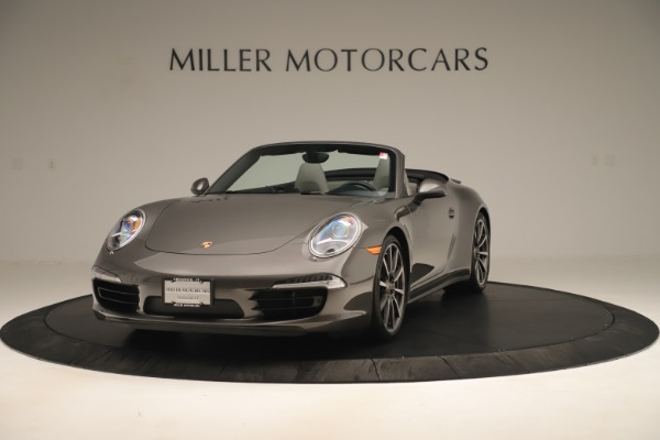 Used 2015 Porsche 911 Carrera 4S for sale Sold at Bugatti of Greenwich in Greenwich CT 06830 1