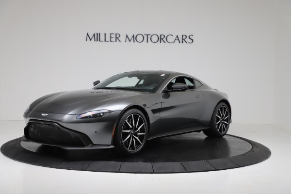 Used 2020 Aston Martin Vantage Coupe for sale $123,900 at Bugatti of Greenwich in Greenwich CT 06830 17