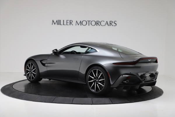 Used 2020 Aston Martin Vantage Coupe for sale $123,900 at Bugatti of Greenwich in Greenwich CT 06830 3