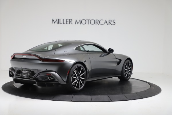 Used 2020 Aston Martin Vantage Coupe for sale $123,900 at Bugatti of Greenwich in Greenwich CT 06830 6