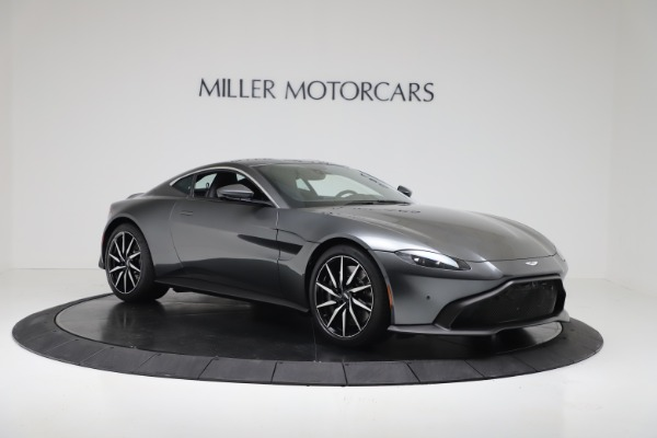 Used 2020 Aston Martin Vantage Coupe for sale $123,900 at Bugatti of Greenwich in Greenwich CT 06830 9