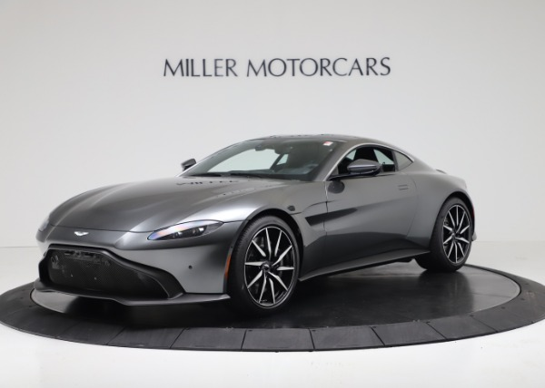 Used 2020 Aston Martin Vantage Coupe for sale $123,900 at Bugatti of Greenwich in Greenwich CT 06830 1