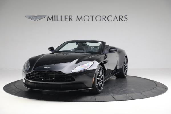 New 2020 Aston Martin DB11 Convertible for sale $250,446 at Bugatti of Greenwich in Greenwich CT 06830 12