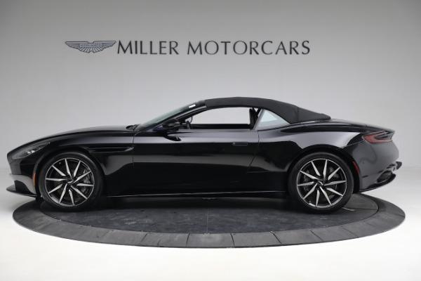 New 2020 Aston Martin DB11 Convertible for sale $250,446 at Bugatti of Greenwich in Greenwich CT 06830 14