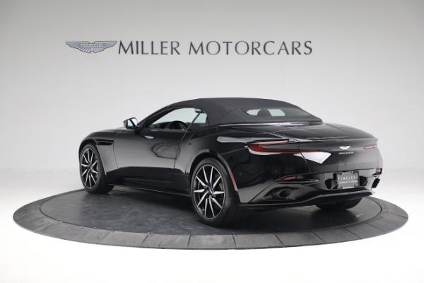 New 2020 Aston Martin DB11 Convertible for sale $250,446 at Bugatti of Greenwich in Greenwich CT 06830 15