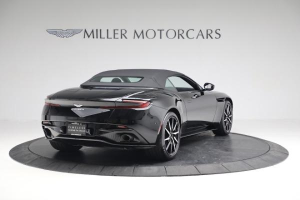 New 2020 Aston Martin DB11 Convertible for sale $250,446 at Bugatti of Greenwich in Greenwich CT 06830 16