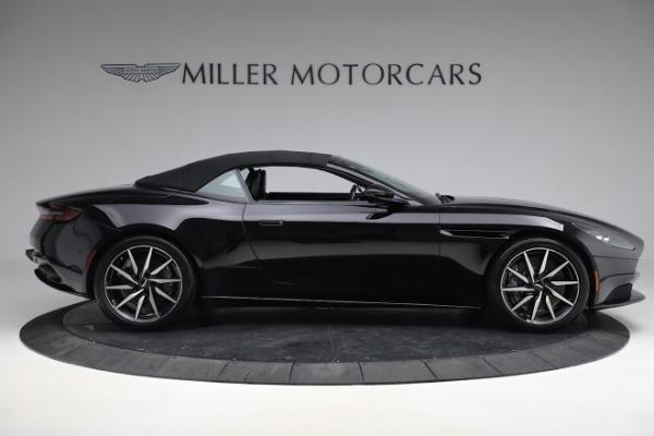 New 2020 Aston Martin DB11 Convertible for sale $250,446 at Bugatti of Greenwich in Greenwich CT 06830 17