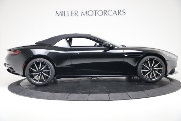 New 2020 Aston Martin DB11 Convertible for sale $250,446 at Bugatti of Greenwich in Greenwich CT 06830 18
