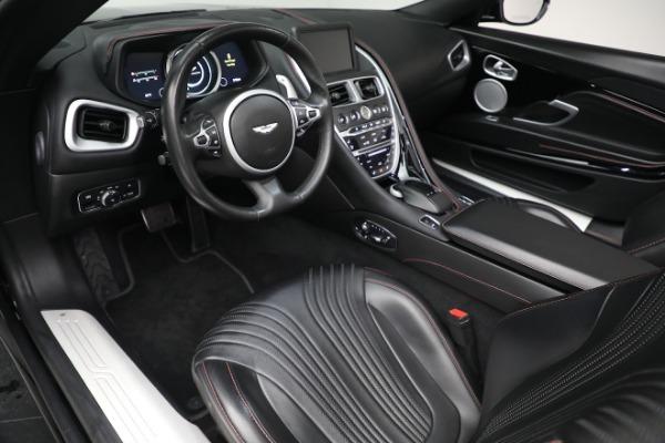 New 2020 Aston Martin DB11 Convertible for sale $250,446 at Bugatti of Greenwich in Greenwich CT 06830 19