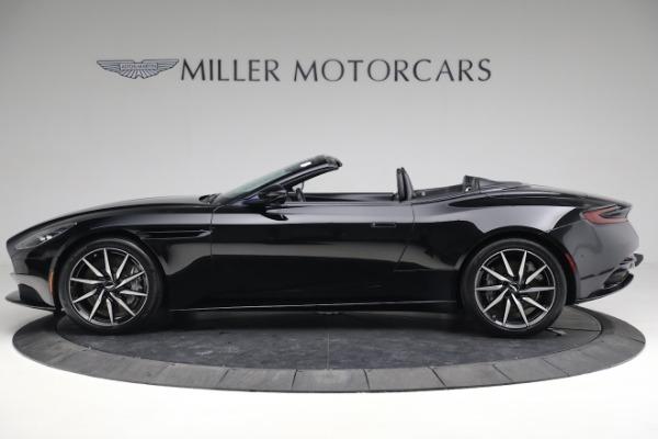 New 2020 Aston Martin DB11 Convertible for sale $250,446 at Bugatti of Greenwich in Greenwich CT 06830 2