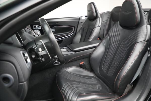 New 2020 Aston Martin DB11 Convertible for sale $250,446 at Bugatti of Greenwich in Greenwich CT 06830 21