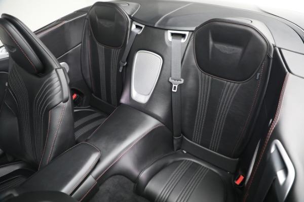 New 2020 Aston Martin DB11 Convertible for sale $250,446 at Bugatti of Greenwich in Greenwich CT 06830 25