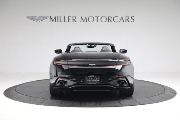 New 2020 Aston Martin DB11 Convertible for sale $250,446 at Bugatti of Greenwich in Greenwich CT 06830 5