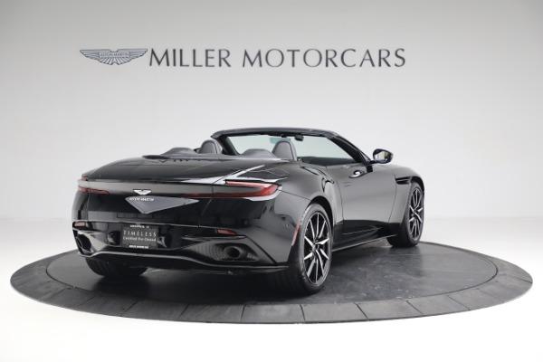 New 2020 Aston Martin DB11 Convertible for sale $250,446 at Bugatti of Greenwich in Greenwich CT 06830 6