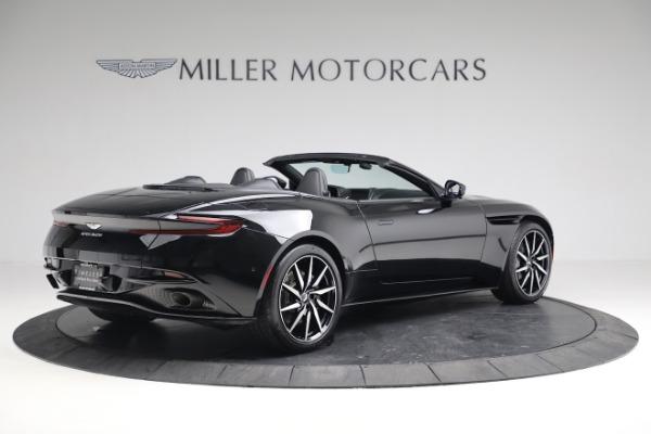 New 2020 Aston Martin DB11 Convertible for sale $250,446 at Bugatti of Greenwich in Greenwich CT 06830 7