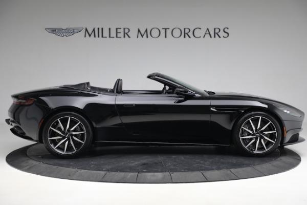 New 2020 Aston Martin DB11 Convertible for sale $250,446 at Bugatti of Greenwich in Greenwich CT 06830 8
