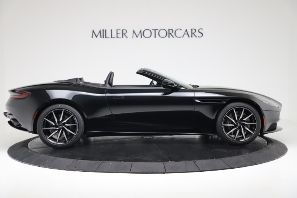 New 2020 Aston Martin DB11 Convertible for sale $250,446 at Bugatti of Greenwich in Greenwich CT 06830 9