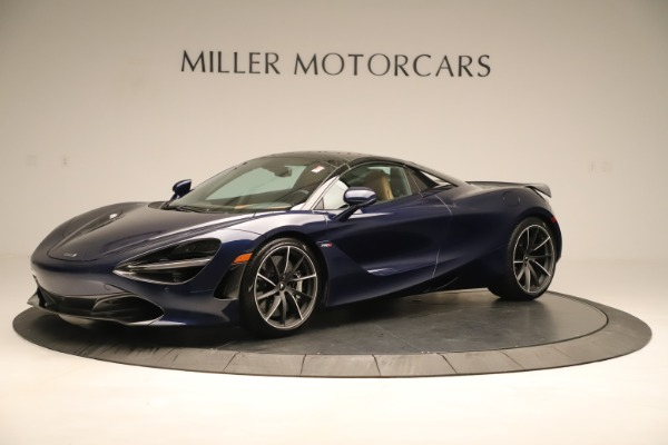 New 2020 McLaren 720S Spider Convertible for sale $372,250 at Bugatti of Greenwich in Greenwich CT 06830 18