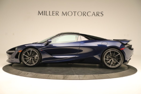 New 2020 McLaren 720S Spider Convertible for sale $372,250 at Bugatti of Greenwich in Greenwich CT 06830 19