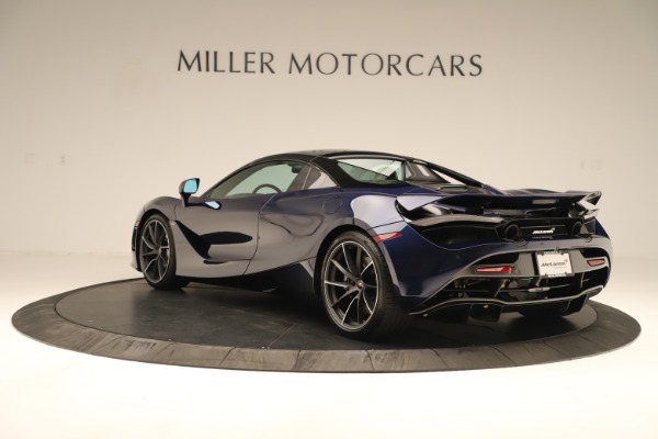 New 2020 McLaren 720S Spider Convertible for sale $372,250 at Bugatti of Greenwich in Greenwich CT 06830 20