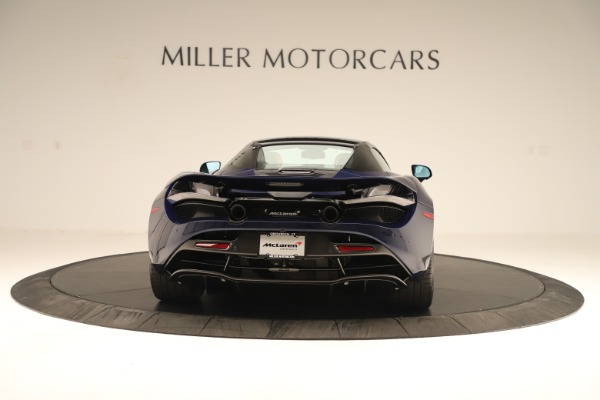 New 2020 McLaren 720S Spider Convertible for sale $372,250 at Bugatti of Greenwich in Greenwich CT 06830 21