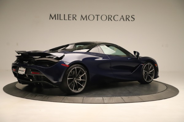 New 2020 McLaren 720S Spider Convertible for sale $372,250 at Bugatti of Greenwich in Greenwich CT 06830 22