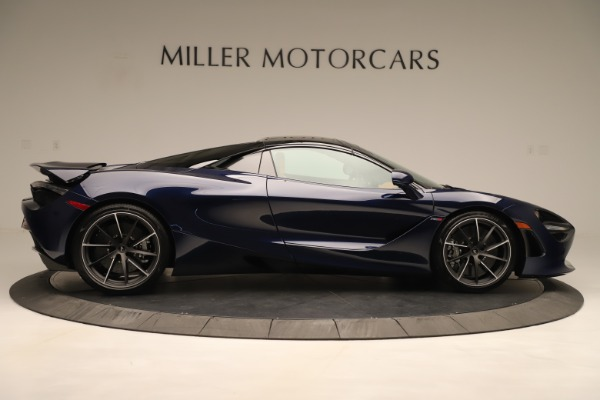 New 2020 McLaren 720S Spider Convertible for sale $372,250 at Bugatti of Greenwich in Greenwich CT 06830 23