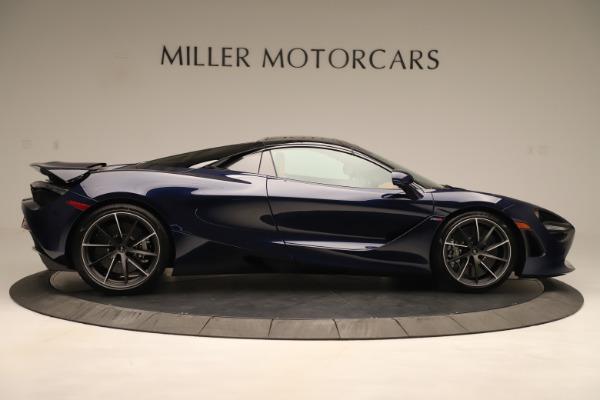 New 2020 McLaren 720S Spider for sale $372,250 at Bugatti of Greenwich in Greenwich CT 06830 23