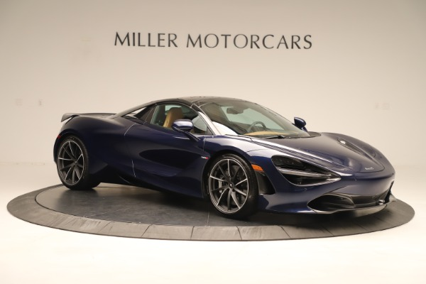 New 2020 McLaren 720S Spider Convertible for sale $372,250 at Bugatti of Greenwich in Greenwich CT 06830 24