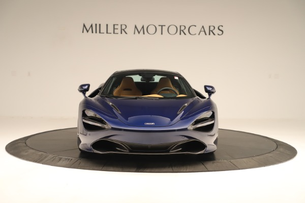 New 2020 McLaren 720S Spider Convertible for sale $372,250 at Bugatti of Greenwich in Greenwich CT 06830 25