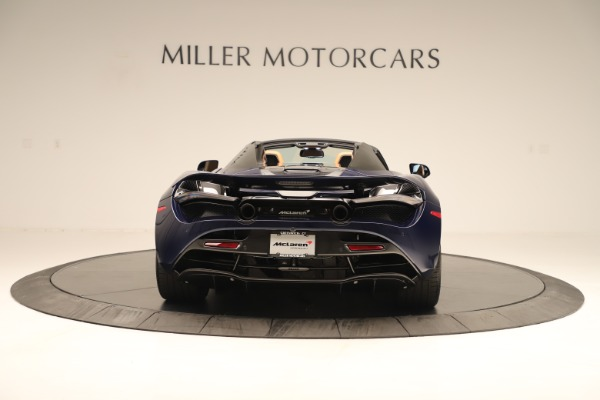 New 2020 McLaren 720S Spider Convertible for sale $372,250 at Bugatti of Greenwich in Greenwich CT 06830 26