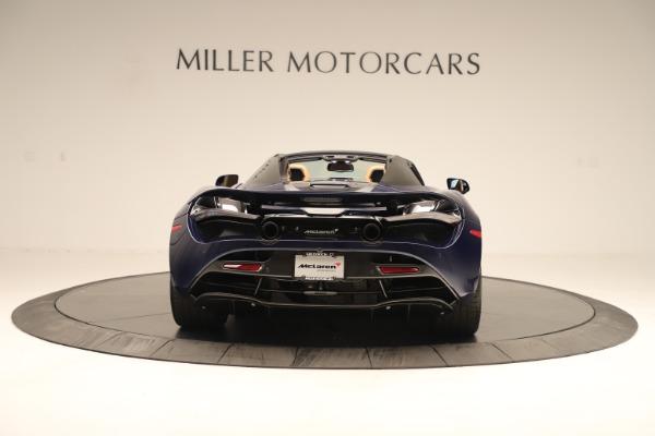 New 2020 McLaren 720S Spider for sale $372,250 at Bugatti of Greenwich in Greenwich CT 06830 26