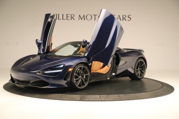 New 2020 McLaren 720S Spider for sale $372,250 at Bugatti of Greenwich in Greenwich CT 06830 28