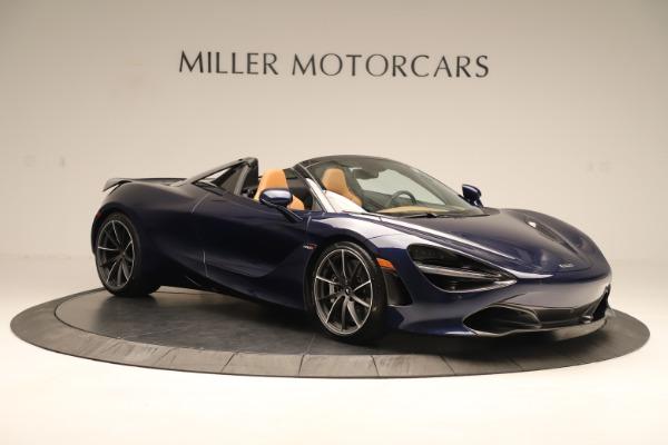 New 2020 McLaren 720S Spider Luxury for sale $372,250 at Bugatti of Greenwich in Greenwich CT 06830 6