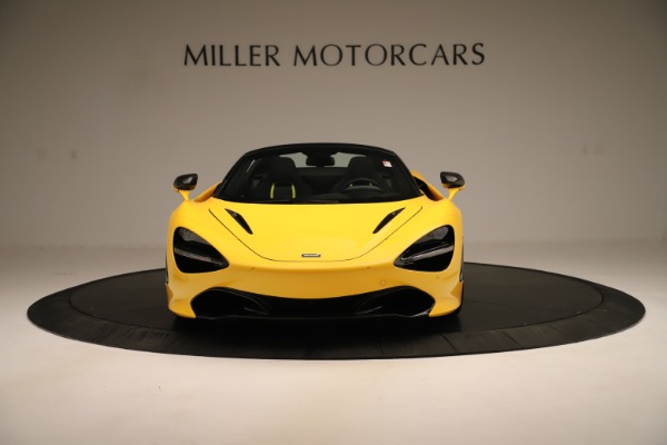New 2020 McLaren 720S SPIDER Convertible for sale Sold at Bugatti of Greenwich in Greenwich CT 06830 10